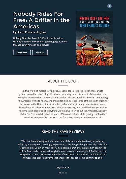 Sample Landing Page